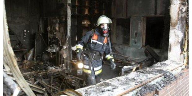 74-Jähriger stirbt nach Spital-Brand in Hamburg