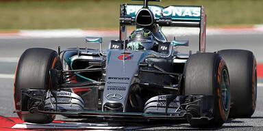 Rosberg siegt in Spielberg