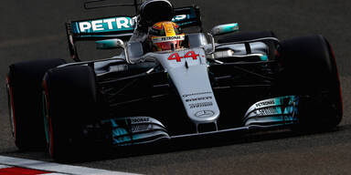 Hamilton siegt in Shanghai vor Vettel