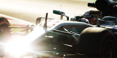 Hamilton kürt sich zum Weltmeister