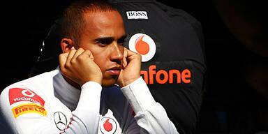 McLaren stoppt Verhandlungen mit Hamilton