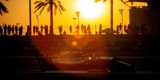 Hamilton rast mit Rekord zu Poleposition
