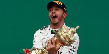 Hamilton macht Formel-1 lächerlich