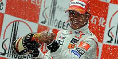 Hamilton neuer Weltmeister