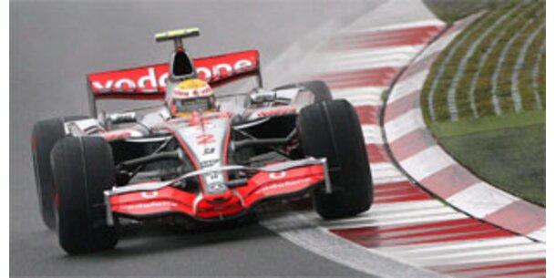 Formel 1 bis 2010 bei Premiere