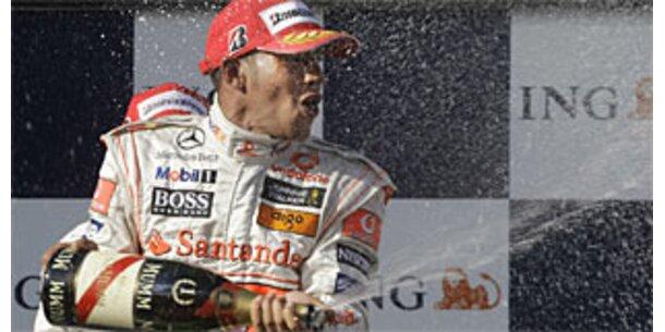 BBC holte sich Formel-1-Rechte zurück