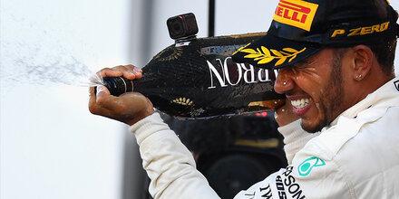 Hamilton ist zum 5. Mal Weltmeister!