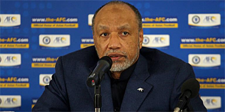 Bin Hammam zieht FIFA-Kandidatur zurück