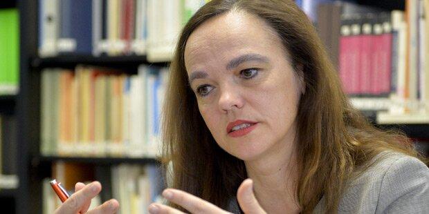 Sonja Hammerschmid wird Bildungs-Ministerin