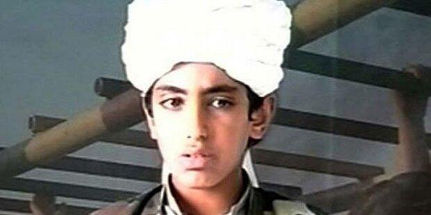 Bin-Laden-Sohn will Tod des Vaters rächen
