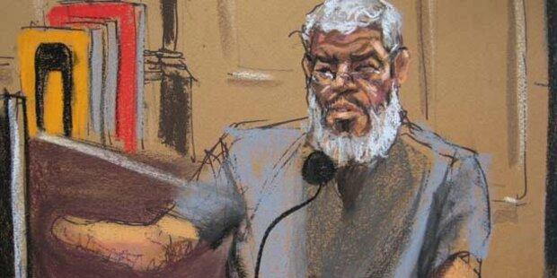 Hassprediger Abu Hamza schuldig gesprochen