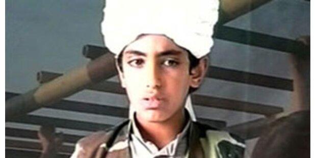 Jetzt ruft bin Ladens Sohn zum Dschihad auf