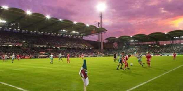 ÖVP für Abriss von Hanappi-Stadion