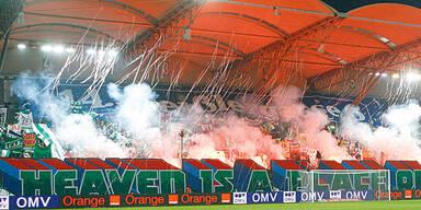 Hanappi-Stadion restlos ausverkauft
