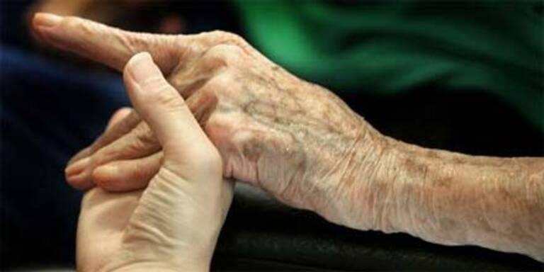 Pensionistenpaar wollte nicht mehr leben