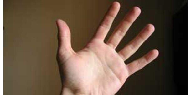 Was Ihre Finger über Sie verraten