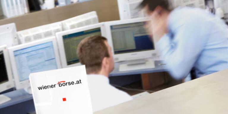 Wien startet freundlich: ATX +1,05 Prozent