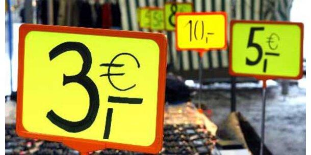 Handelsangestellte wollen deutlich mehr Lohn
