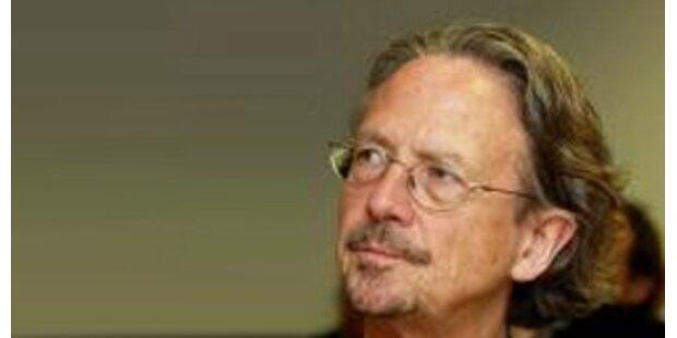 Peter Handke feiert 65. Geburtstag