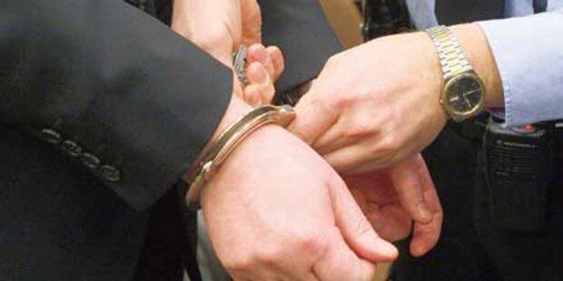 Serien-Sextäter endlich in U-Haft
