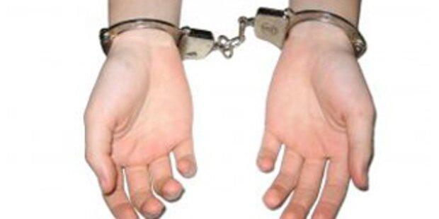 Stalker im Waldviertel festgenommen