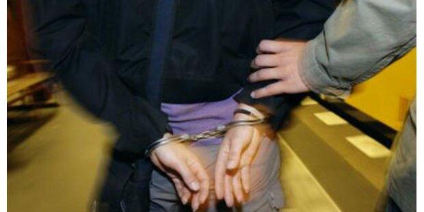 Per Haftbefehl gesuchter Rumäne gefasst