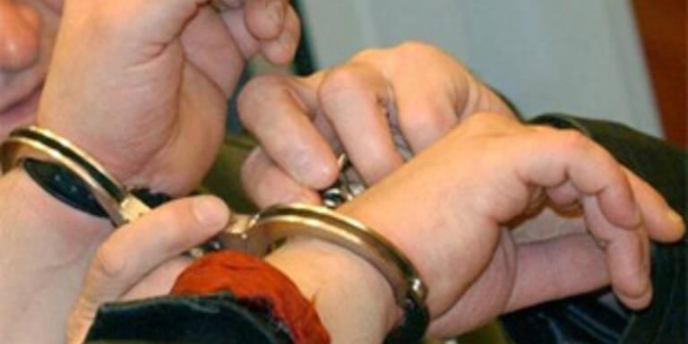 Untergetauchter Häftling in Linz gefasst