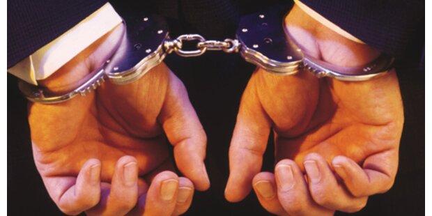 Vorarlberger Polizei verhaftete Einbrecher-Trio