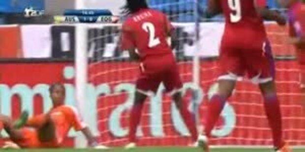 Die Lachnummer der Frauen-WM