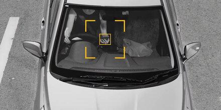 High-Tech-Radar erkennt Handy-Sünder im Auto