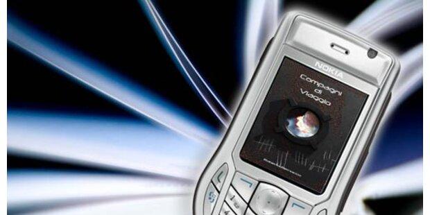 90 Prozent der Handys vor Viren ungeschützt