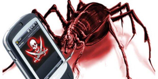 Handys sind neues Hacker-Ziel