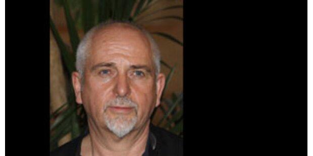 Peter Gabriel will mit Handys Dritte Welt retten
