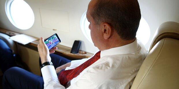USA verbieten elektronische Geräte auf Flügen
