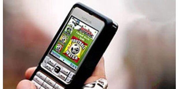 Umsatz mit Handyspielen 2012 bei 6,5 Mrd. Euro