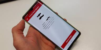 Handy-Signatur jetzt auch in A1-Shops aktivierbar
