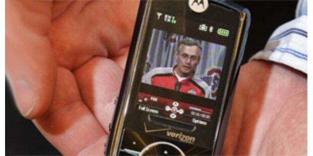 Schon 5.000 Kunden für neues Handy-TV