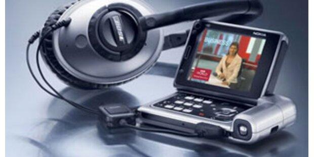 Handy-TV-Lizenz geht an One und 3