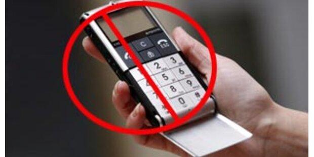 Handy-Verbot in Grazer Öffis gilt ab heute