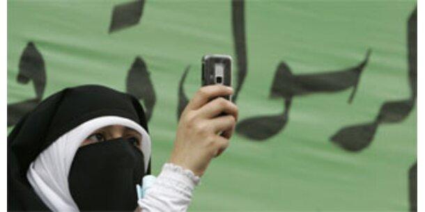 Jeder sechste Erdenbürger hat ein Handy