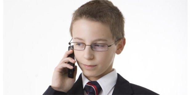 Ärzte fordern Handy-Verbot an Schulen