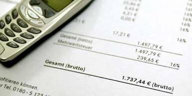 Handybetreiber auf 12 Milliarden Dollar geklagt