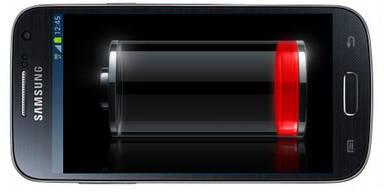 Super-Akku: Nie wieder Handy aufladen