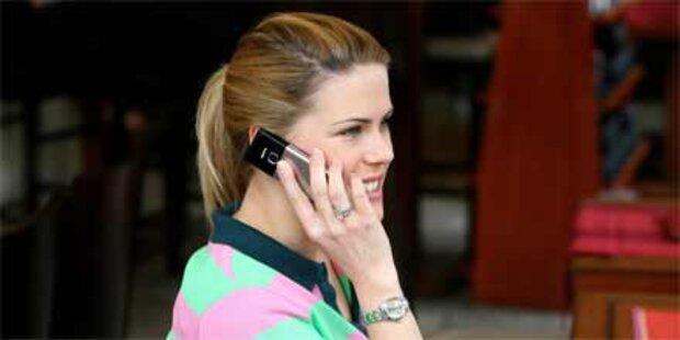 Handygespräche lassen sich leicht abhören
