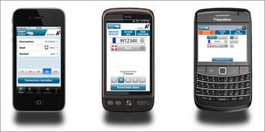 Handy-Parken: App macht SMS überflüssig