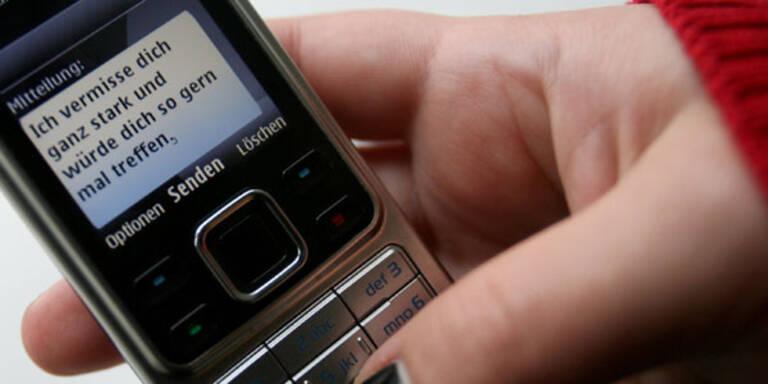 SMS schreiben auf Handy