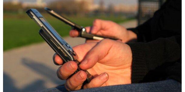 Zu viele SMS gefährden die Gesundheit