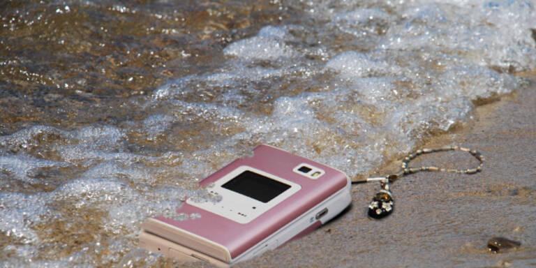 Schicken Sie Ihr Telefon auf Urlaub!
