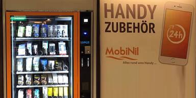 Handy-Automaten sorgen für Furore