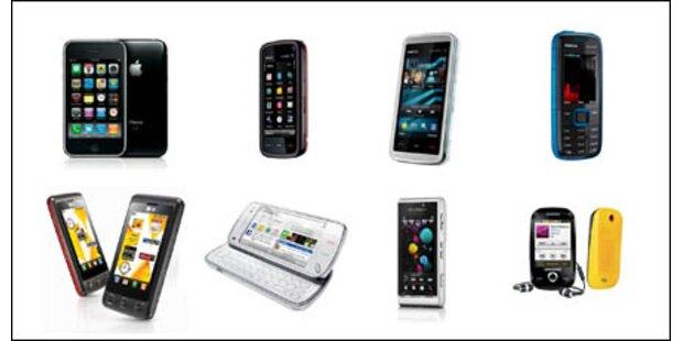 Handy-Voting: Die Gewinner stehen fest